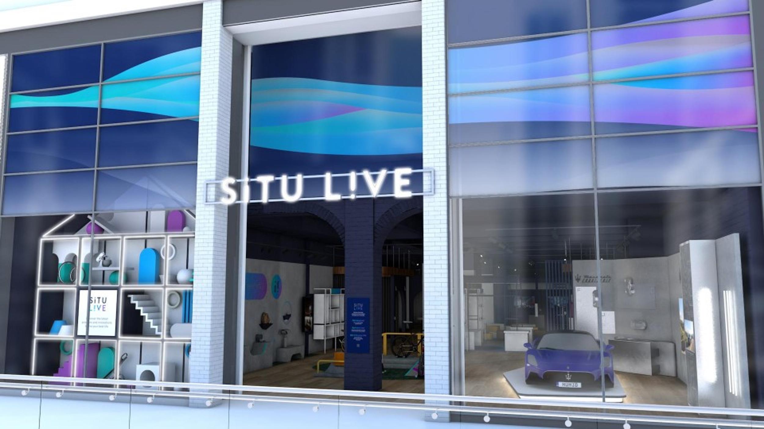 Situ Live render