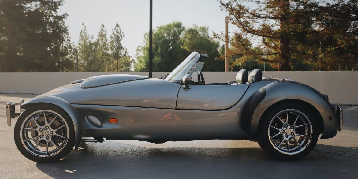 1999 Panoz AIV Roadster 10th Anniversary Edition - Supercharged