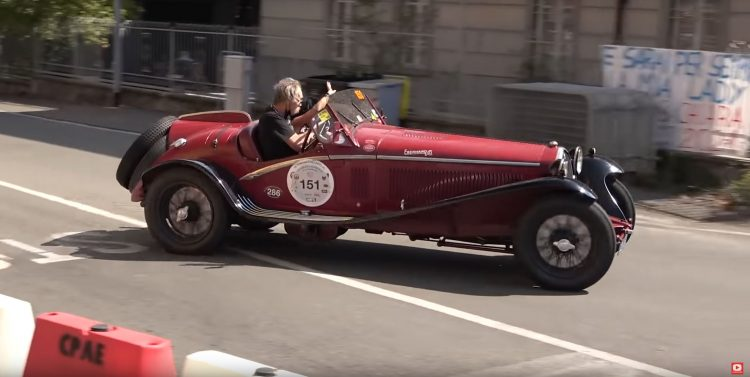 1934 alfa romeo 8c 2300 touring spider