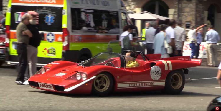 1972 Abarth 2000 Prototipo
