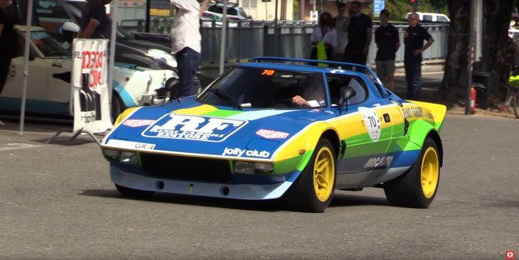 1974 Lancia Stratos Competizione Group 4