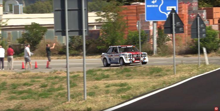 1976 Fiat 131 Abarth Rally