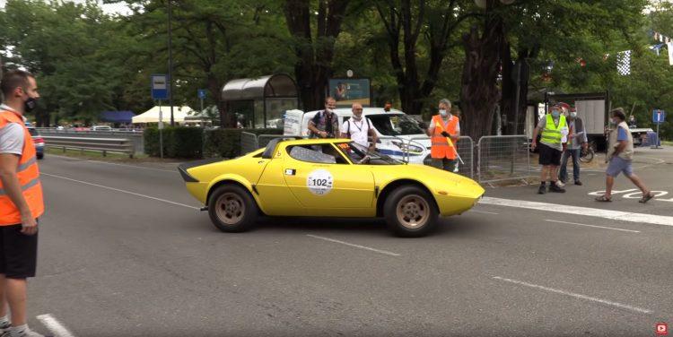 1973 Lancia Stratos Stradale