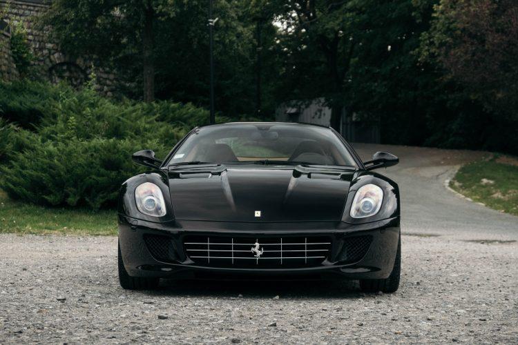 Ferrari 599 GTB Fiorano front.
