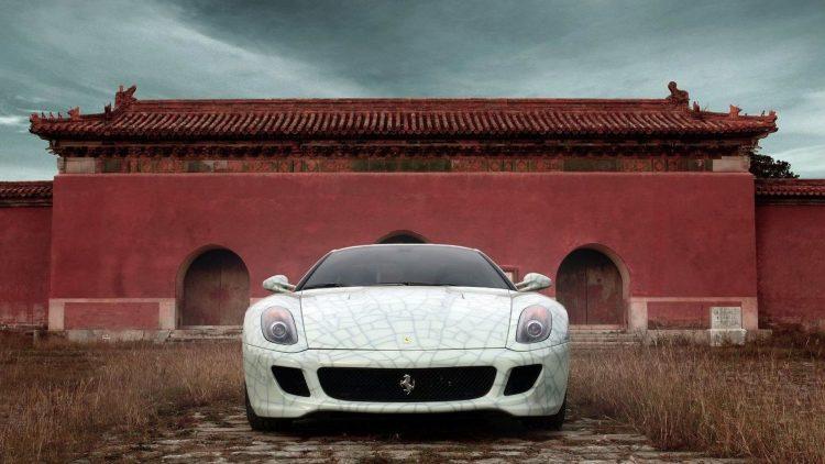 Ferrari 599 China Edition
