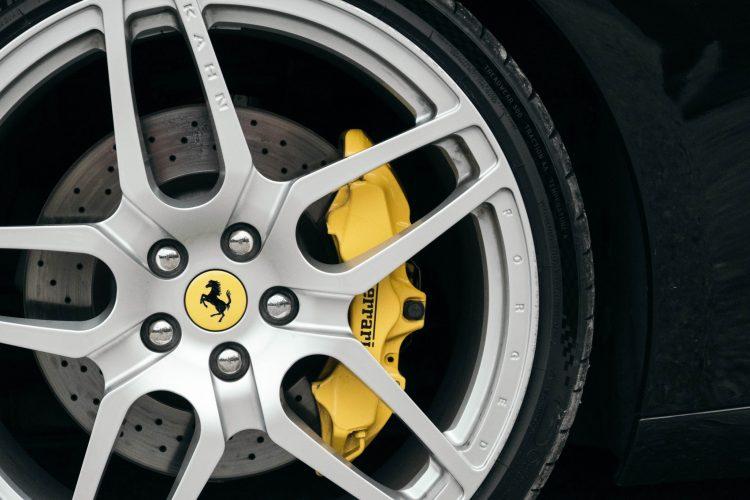 Ferrari 599 GTB Fiorano Wheel and Brake