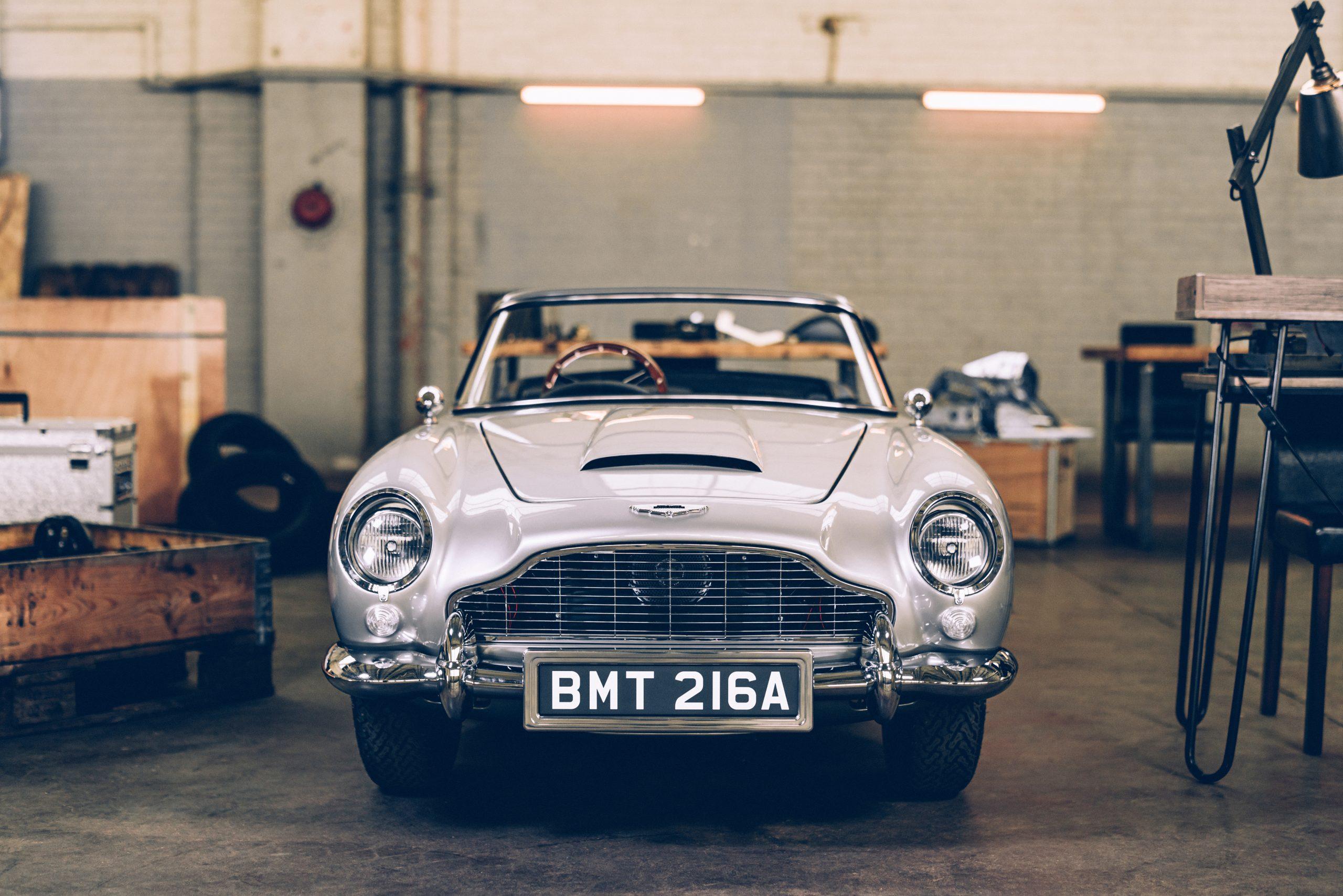 Aston Martin DB5 Junior No Time To Die Edition
