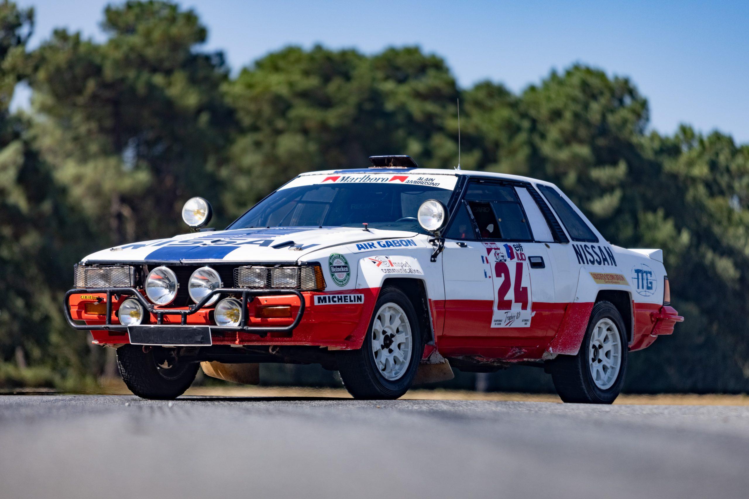 1986 Nissan 240RS © Romaric Croisile