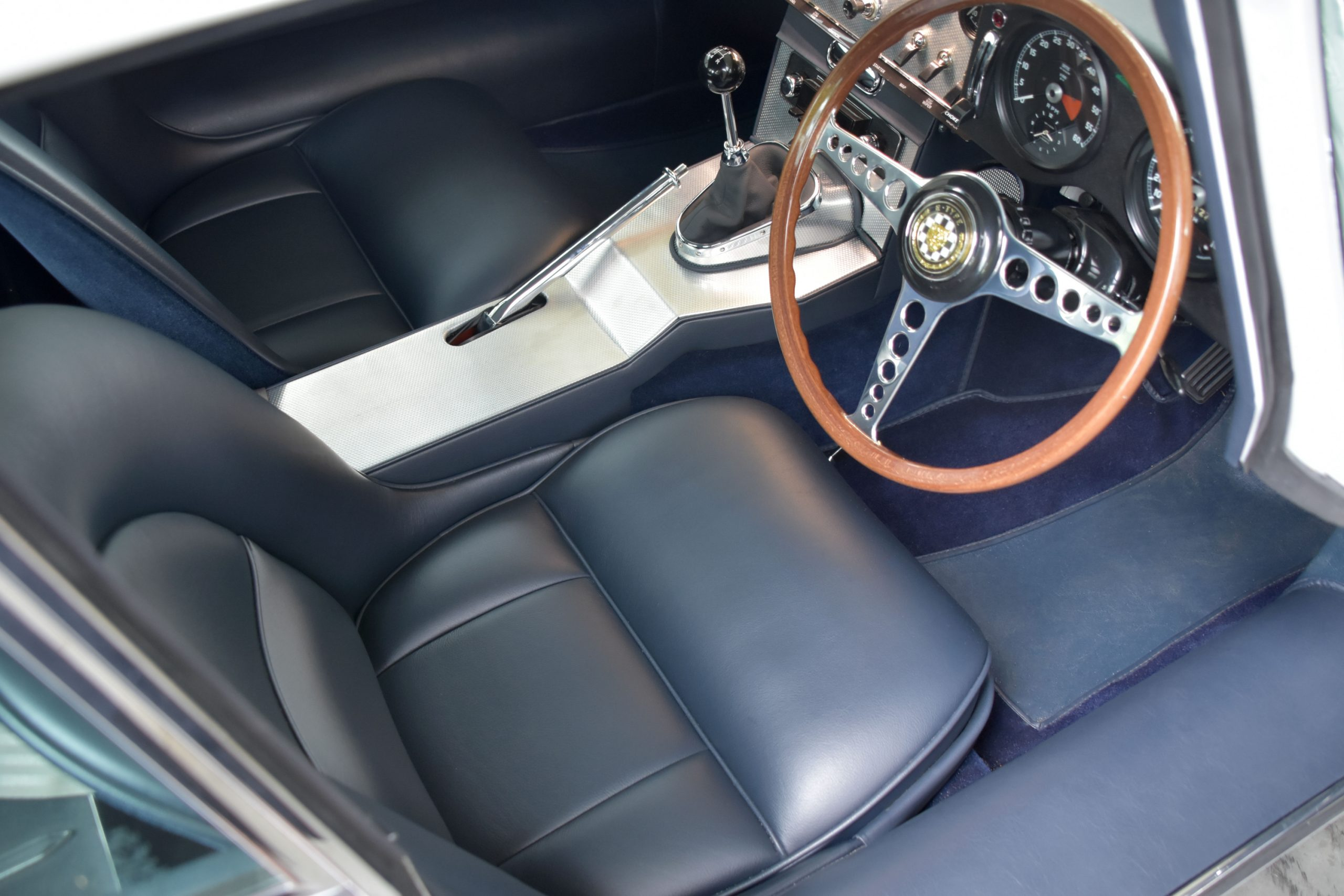 1964 Series 1 FHC Jaguar E-Type