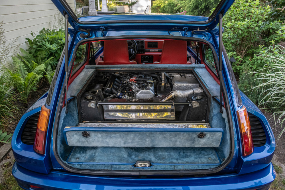Renault 1.4L Sierra engine