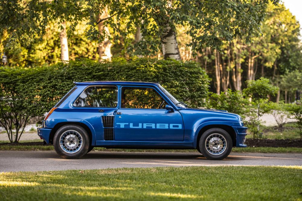 1981 Renault R5 Turbo Series 1