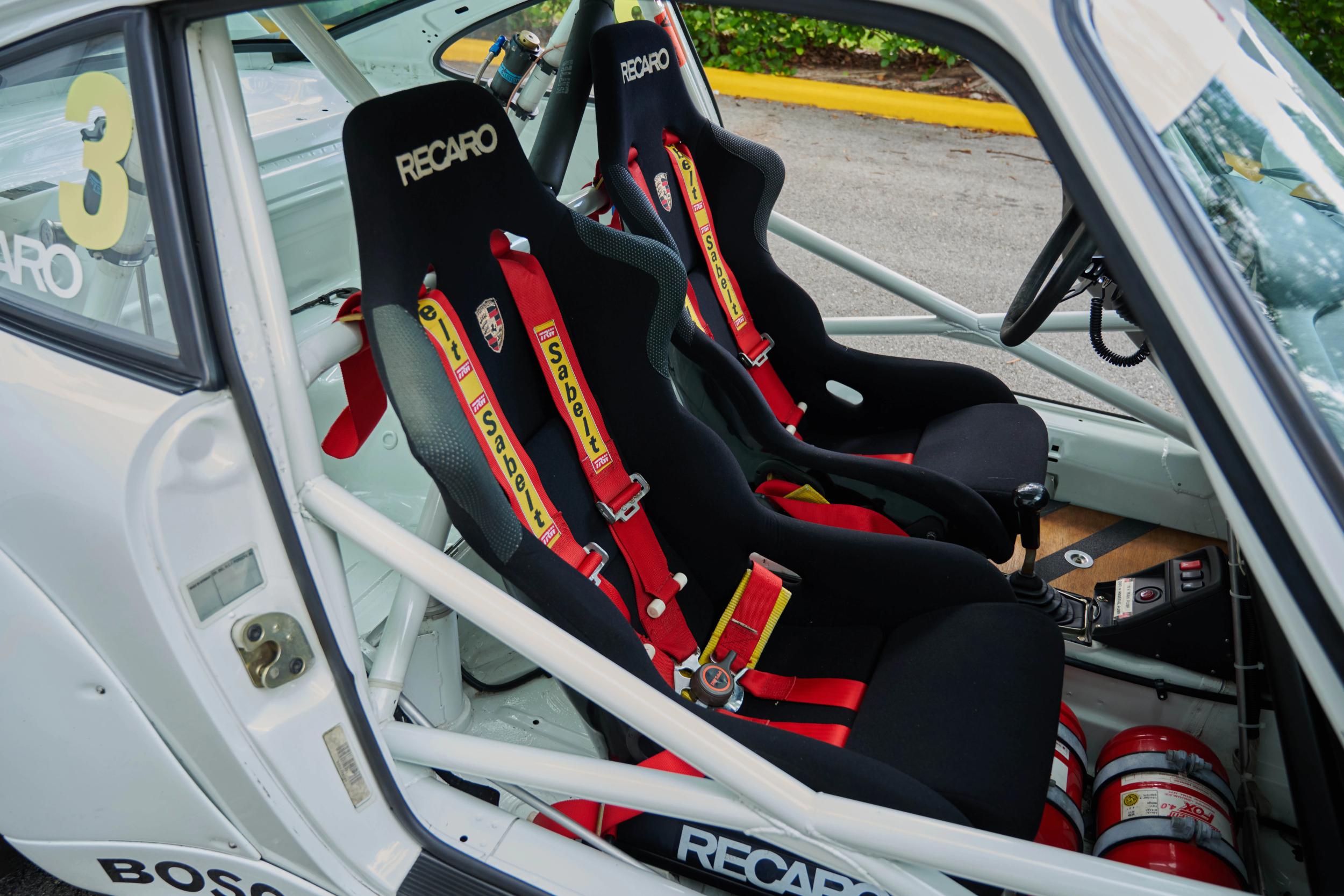 1995 Porsche 911 (993) CUP 3.8 RSR EVO