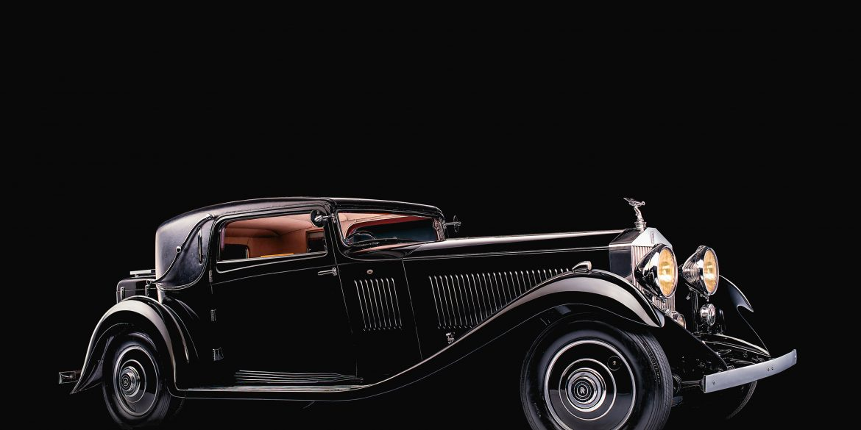 1933 Phantom II Continental (94MY)